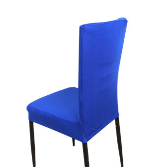 Yingwei Solid Dining Chair Covers for Weddings Chair Covers