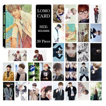 Youpop KPOP BTS Bangtan Boys Young Forever pt.1 V Photo Album LOMOCards Self Made Paper Card HD Photocard LK331 - intl