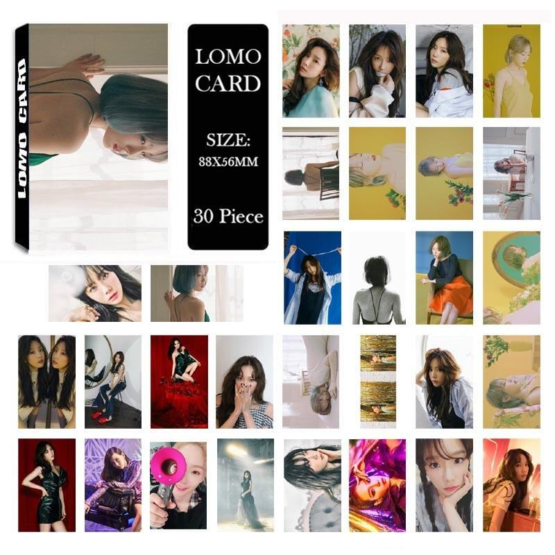 Boys Young Forever Part3 Photo Album LOMO Cards New Fashion Self Made Paper .