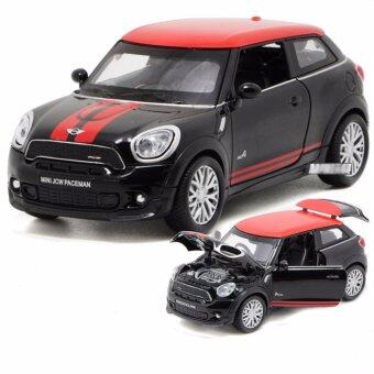 1:28 scale Diecast Metal Mini Cooper Paceman Toy Car with Light & Sound