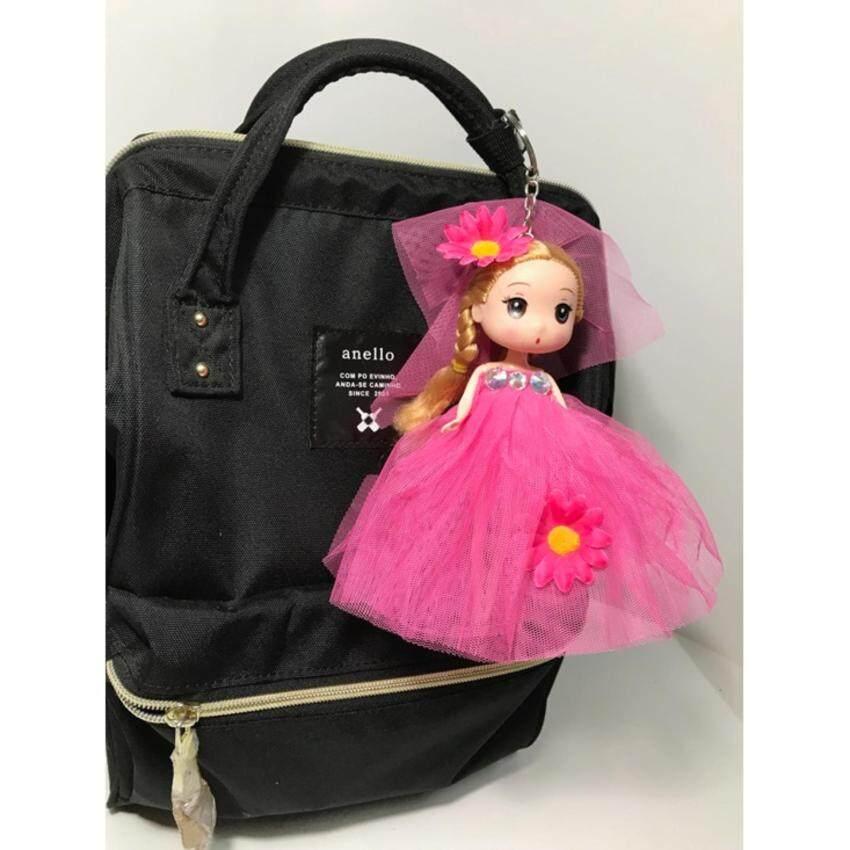 16ซม. พวงกุญแจตุ๊กตานางฟ้า Keychain Doll Angel น่ารักสดใส