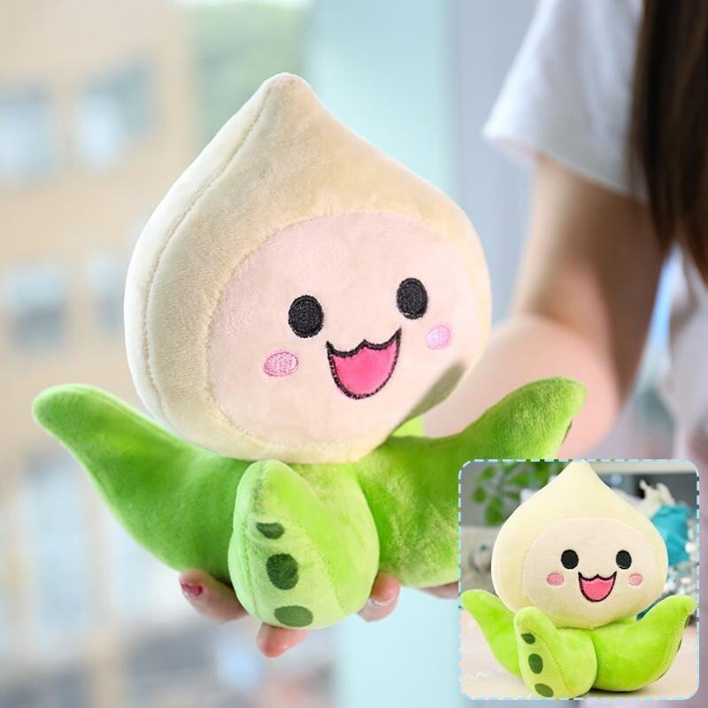 1Pcs Overwatch Pachimari Shape Soft Stuffed Plush Doll Gifts Toy Home For 20cm