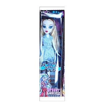 23cm Halloween Doll Princess Tricks Ghost Face Jokes FestivalCelebrations - intl