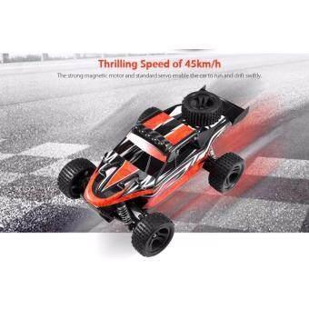 รถแข่งแลนด์มันสเตอร์ เร็วแบบจรวดทางเรียบ ความเร็วสูงสุด 45 กิโลเมตร/ชั่วโมง - 2
