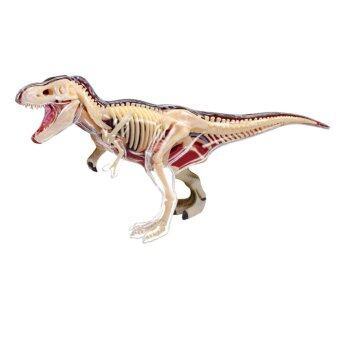 4D Vision หุ่นจำลองไดโนเสาร์ T-Rex 4 มิติ ...