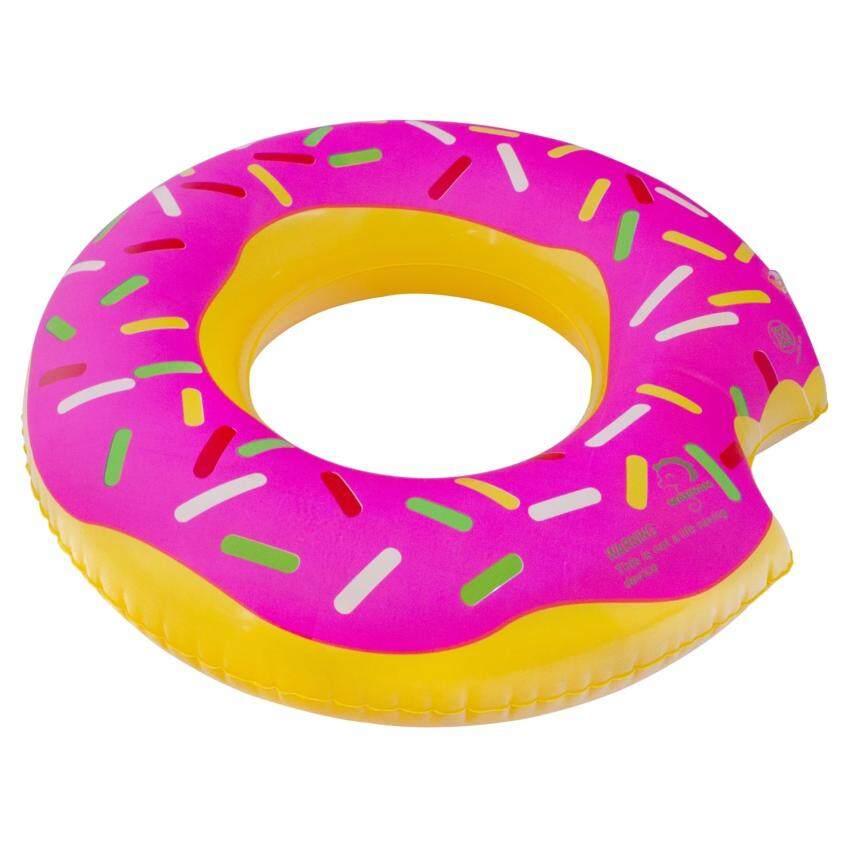 50CM ห่วงยางโดนัท 24 Sweet Inflatable Swimming Ring