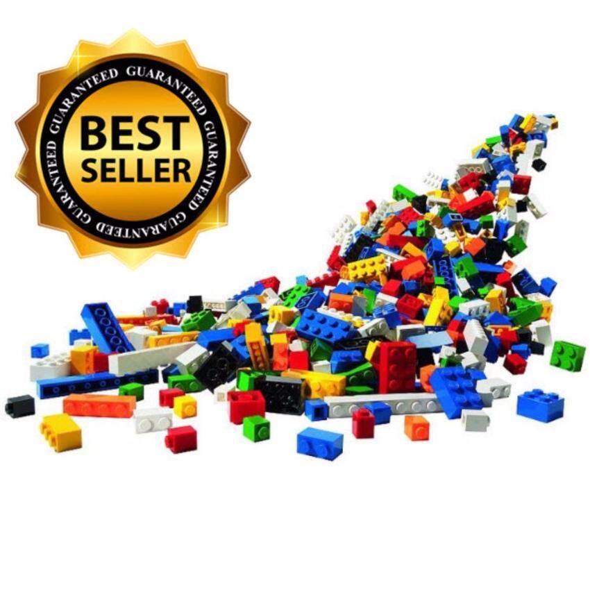 ของเล่นเสริมพัฒนาการ ตัวต่อเสริมทักษะ ของเล่นเด็ก บล็อก ตัวต่อ จำนวน 600 ชิ้น Toy Brick For Kids (600 Pieces For Set) image