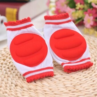 Harga Baby Knee Pads Protector Kids Safety Crawling Elbow and KneeProtective for Baby - intl