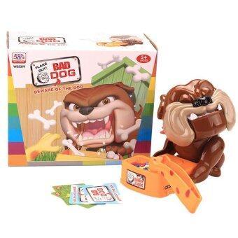 BaByBlue Toy BAD DOG ของเล่นเด็ก เกมส์ หมาหวงกระดูก