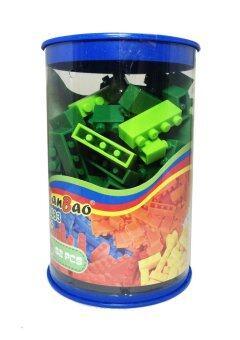 BANBAO ชุดตัวต่อเลโก้ 82 ชิ้น (สีเขียว) BANBAO Lego Set 82 PCS(Green)