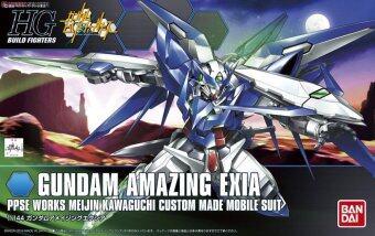 Gundam กันดั้ม High Grade (HGBF) 1/144 Gundam Amazing Exia