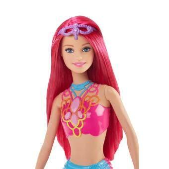 Barbie® Rainbow Kingdom Mermaid Doll (image 3)