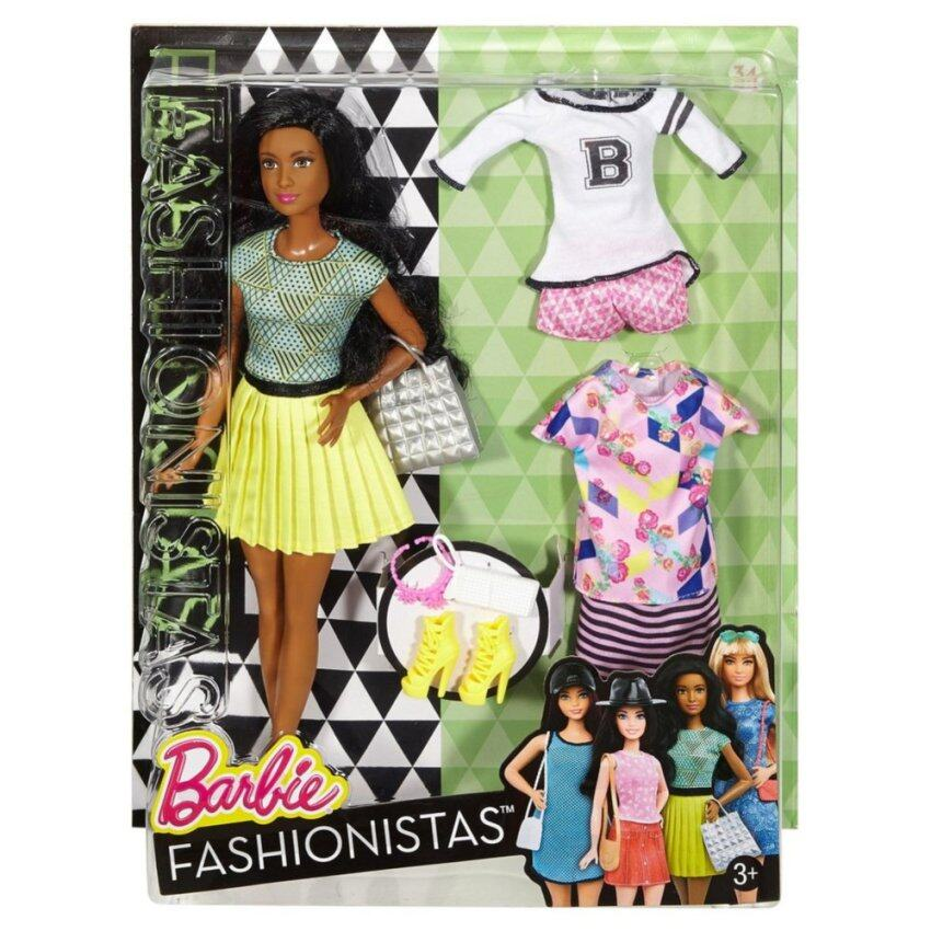 Barbie®34 Fashionistas™  B-Fabulous Doll & Fashions - Original