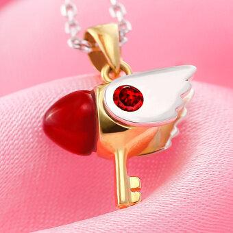 นิเมชั่นโจวเบียน Cardcaptor Sakura ซากุระการ์ดสร้อยคอ