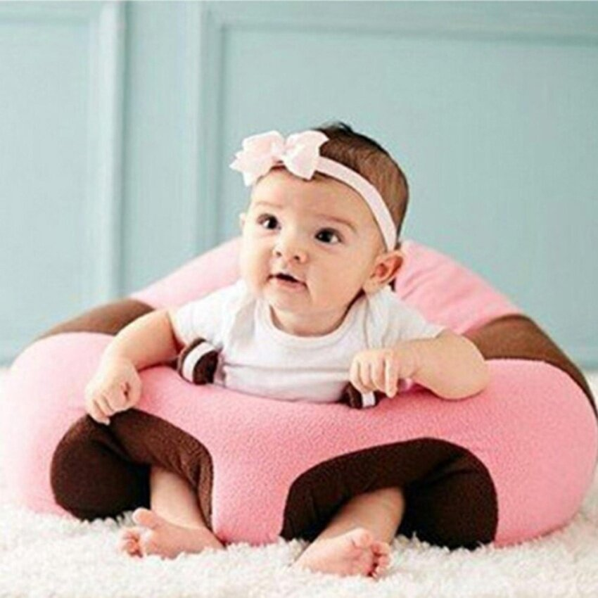 Cute Baby Seat Security Plush Sofa Size S - intl