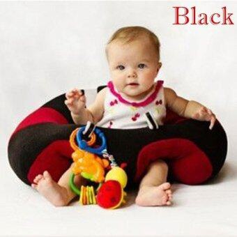 Cute Infant Baby Fashion Portable Stuffed Plush Doll Training SofaSeat Dining Chair - intl