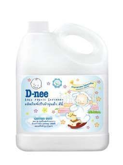 D-nee น้ำยาปรับผ้านุ่ม กลิ่น Cotton soft แบบแกลลอน ขนาด 3000 มล.