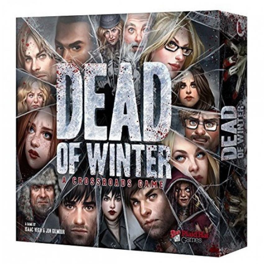 Dead of Winter: A Crossroads Game 2014 Edition Board Game image