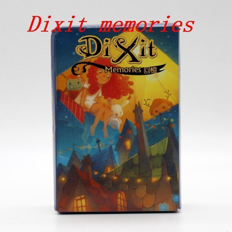 Dixit Origins Memories Daydreams Expansion Board Game 84 Cards - intl