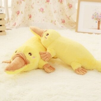 Drop Shipping New Best New Style Duck Plush Toys Platypus Sleep Cushion Pillow Stuffed plush Animals birthday gift - intl