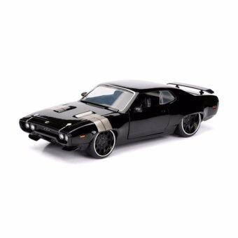 Fast and Furious ภาค 8 ขนาด 1:24 Dom's Plymouth GTX