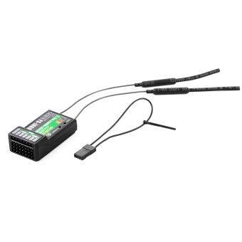 Flysky FS-iA6 6-Channel Remote Control Receiver with Double Antennafor FS i4 i6 i10 GT2 Transmitter