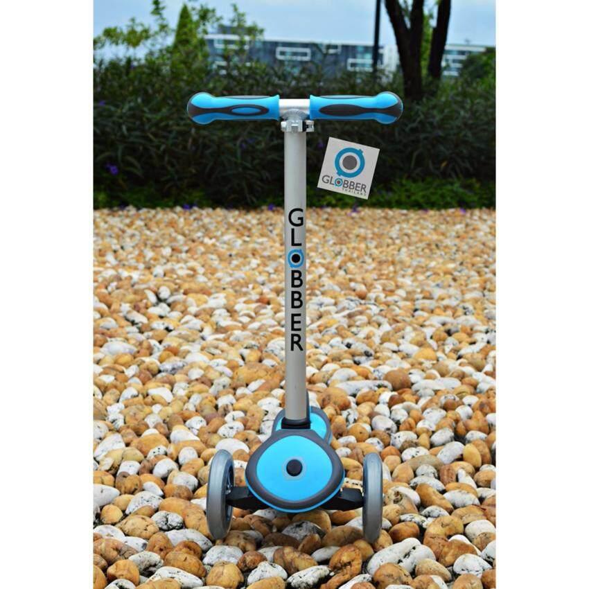 Globber Scooter สกูตเตอร์ 3 ล้อ รุ่น Primo Plus ( Blue )