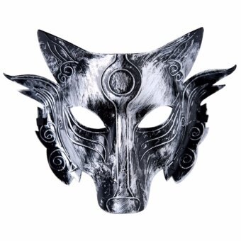 Halloween Party Animal Wolf Head Masks - intl