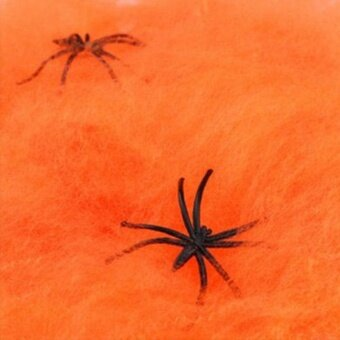 Halloween Spider Gridding Cobweb Prop Party Supplies Bar DecorScary Horror - intl