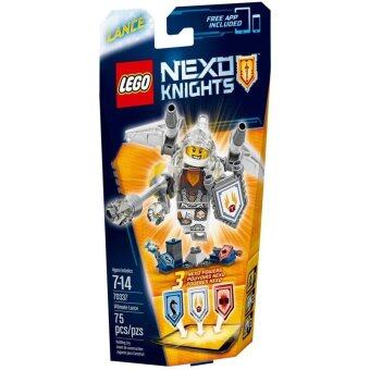 Harga LEGO Nexo Knights 70337 Ultimate Lance