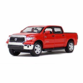 Harga 1:36 Scale Diecast Model Tundra Pickup Truck Diecast Model - intl