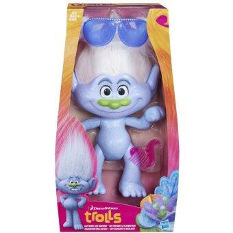 Harga ตุ๊กตา Trolls - DreamWorks Trolls Glitterific Guy Diamond