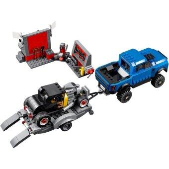 Harga LEGO Speed Champions 75875 FORD F-150 Raptor & FORD Model A Hot Rod