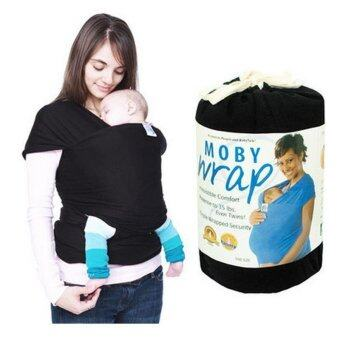 Harga Cotten Baby Carrier Soft Infant Moby Baby Wrap - intl