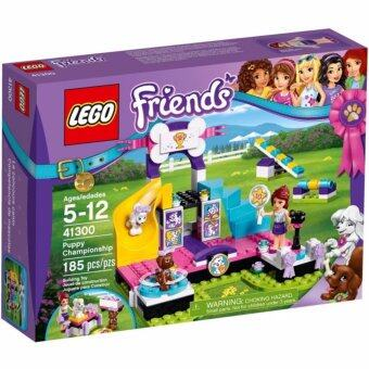 Harga LEGO Friends 41300 Puppy Championship