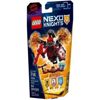 Harga LEGO Nexo Knights 70338 Ultimate General Magmar