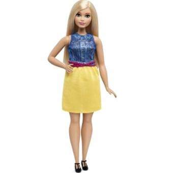 Harga Barbie® Fashionistas™ Doll 22 Chambray Chic - Curvy