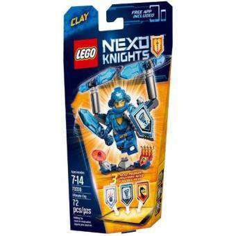 Harga LEGO Nexo Knights 70330 Ultimate Clay