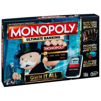 Harga PARKER BROTHERS MONOPOLY ULTIMATE BANKING