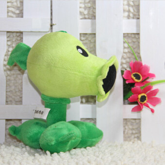 Harga 3pieces/lot Plants vs Zombies Plush Toys Soft Stuffed Plush Toys Doll Baby Toy Party Toys