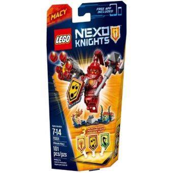 Harga LEGO Nexo Knights 70331 Ultimate Macy