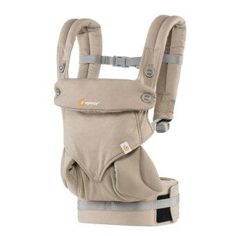Harga Ergobaby Four Position 360 Baby Carrier Cool Air 8 Colors - intl
