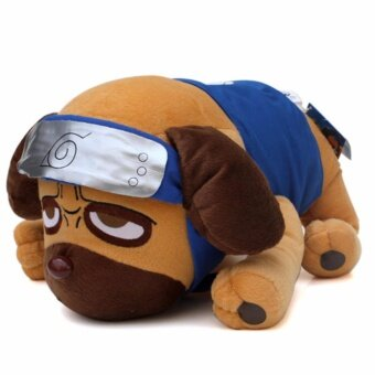 Harga Anime Naruto Kakashi Pakkun Dog Plush Toys Soft Stuffed Animals Toys Doll Figure Toy for Kids Gifts 1pcs 40cm - intl