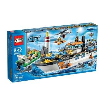 Harga LEGO City 60014 Coast Guard Patrol