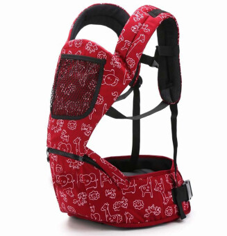 Harga baby carrier Toddler wrap Rider ventilate baby backpacks with hipseat and hipseat use only baby - intl