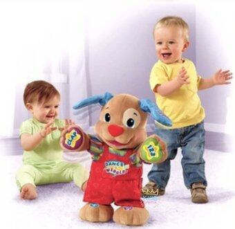 Harga ตุ๊กตาหมาเต้นสอนภาษา Laugh & Learn Dance and Play Puppy