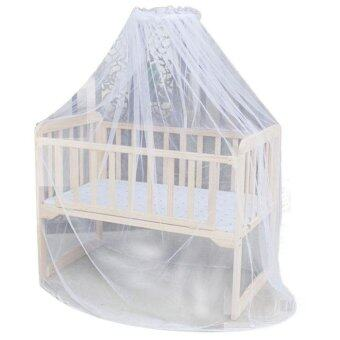 Harga Hot Selling Baby Bed Mosquito Mesh Dome Curtain Net for Toddler Crib Cot Canopy - intl