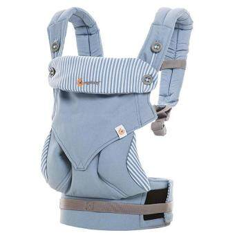 Harga PENNY 360 Four Position Baby Carrier Light Blue - intl