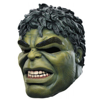Harga Head Rubber Latex Hulk Mask