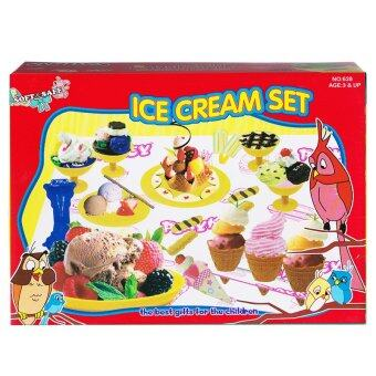 Harga Better Life Shop แป้งโดว์ Ice Cream Set